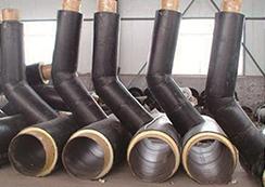 聚氨酯热力直埋保温钢管
