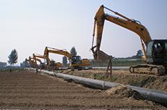 西二线郑州段主体工程