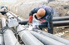 阳泉师范学院新校区供热工程