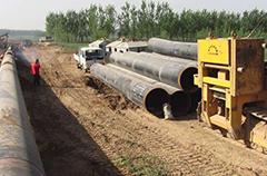 中缅油气管道一期工程